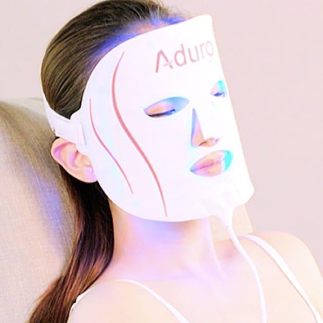 Aduro Lichttherapie Masker
