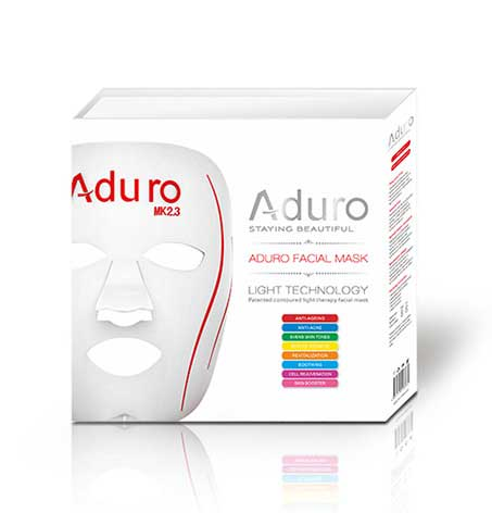 The Real Aduro 7 1 Led Facial Mask Women Worldwide