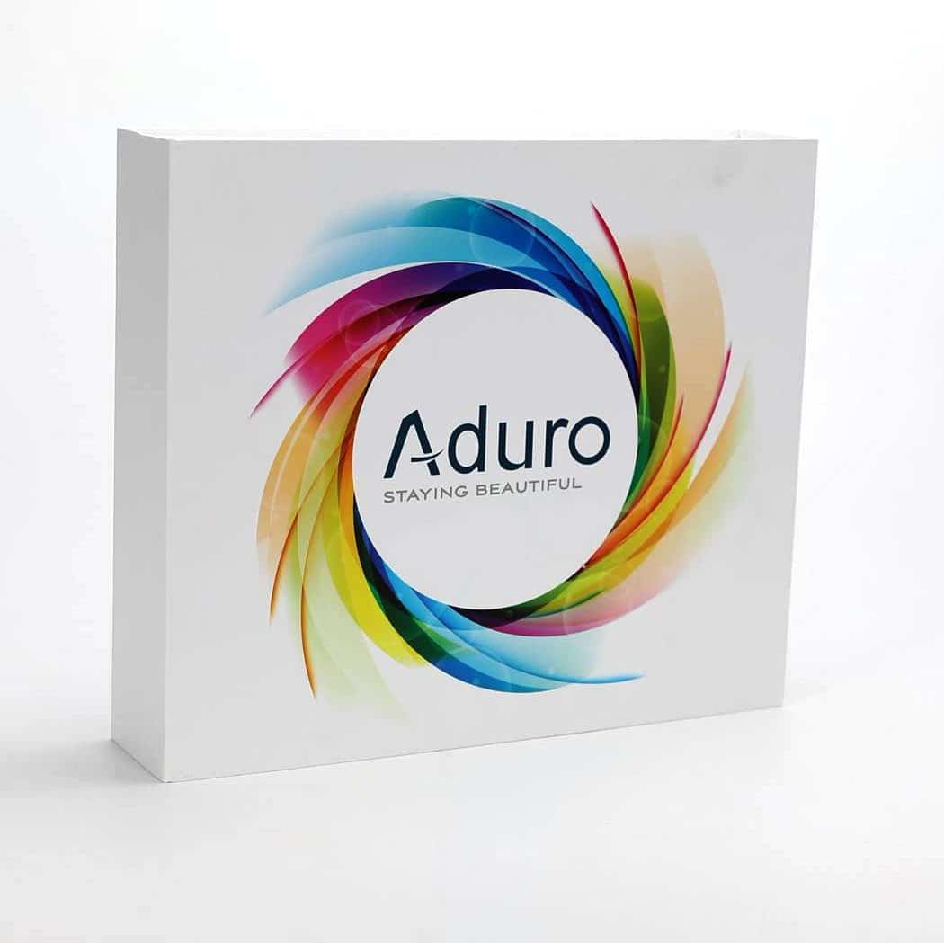 aduro led masker verpakking
