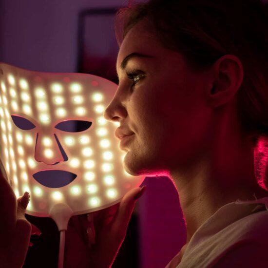Maschera LED Aduro 7+1