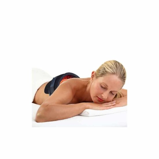 Relax while using the Aduro Flex Pad XL Pain Relief