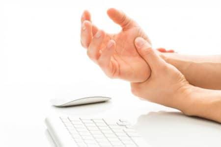 Wrist RSI