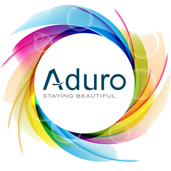 Aduro LED Mask logo