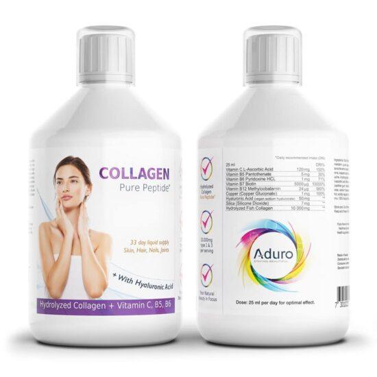 Hydrolyzed Collagen Liquid