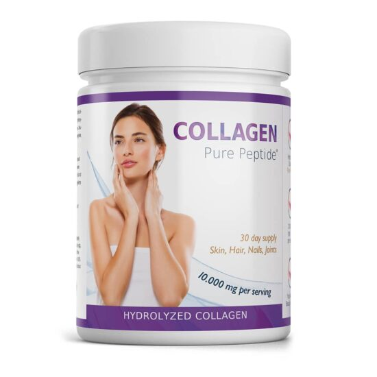 Fisch-Collagen-Pulver